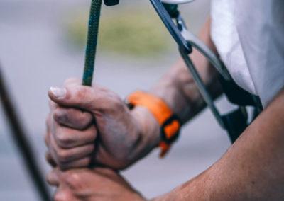 Picco Sprl - Travaux sur corde - accès difficile
