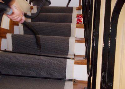 Algemeen onderhoud huis - reiniging tapijt