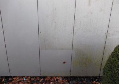 Reiniging aliminium panelen